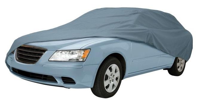 Kinh nghiệm chọn bạt che phủ xe ô tô