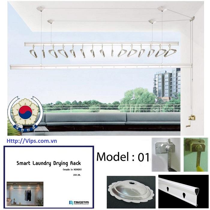 Giàn phơi Korea Model 01