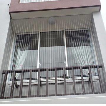 Lưới an toàn cho cửa sổ tại Cầu Giấy