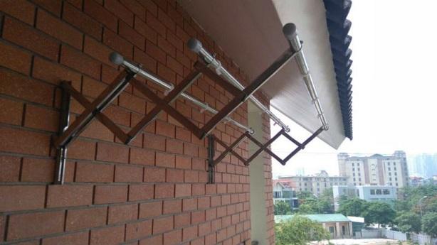 Nên sử dụng giàn phơi thông minh gắn trần hay gắn tường?