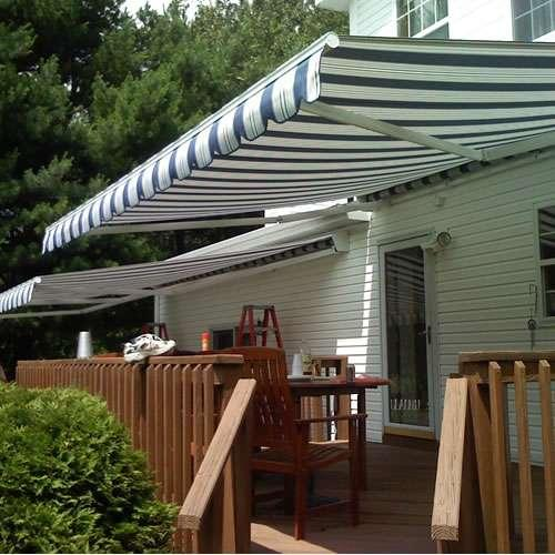 Những nguyên tắc thiết kế mái hiên cho nhà ở