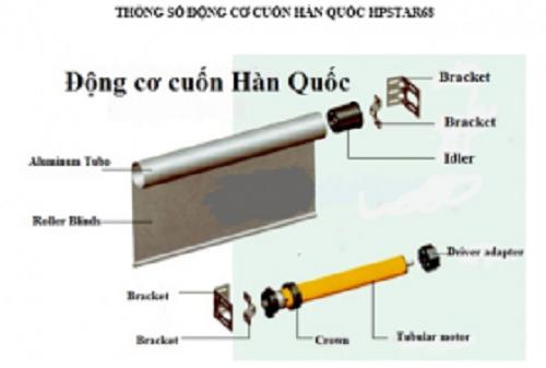 Thiết kế hệ dẫn động bạt che - Hệ thống cơ khí giàn phơi