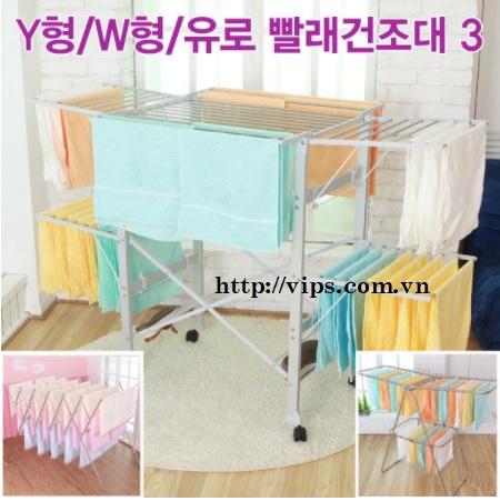 Top 05 sản phẩm bán chạy nhất của thương hiệu Giàn Phơi Hàn Quốc