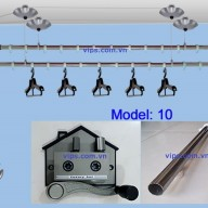 Giàn phơi thông minh Model 10