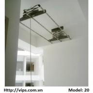 Giàn phơi thông minh Wellex Model 20