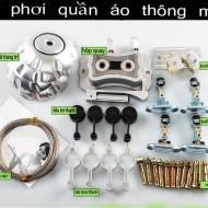 Bốn mẫu giàn phơi đồ Phú Cường bán chạy nhất đầu năm 2016