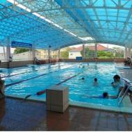 Thiết kế lắp đặt mái vòm bể bơi giá rẻ tại Hà Nội va các tỉnh miền bắc