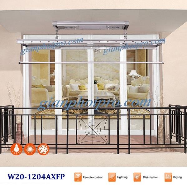 Giàn Phơi Điện Tử Tự Động W20-1204AXFP