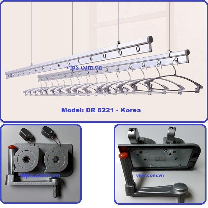 Giàn phơi Korea DR 6221