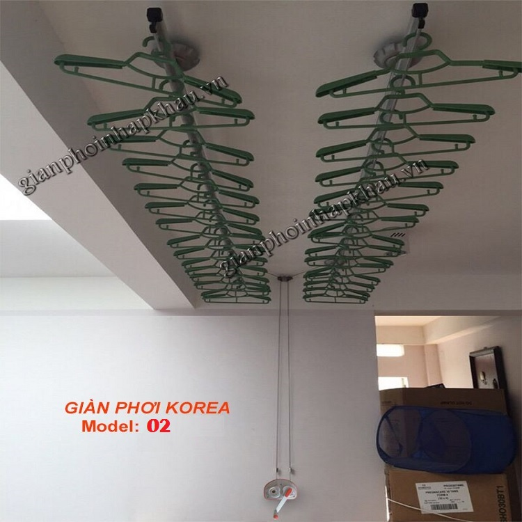 Giàn phơi Korea PR 6212