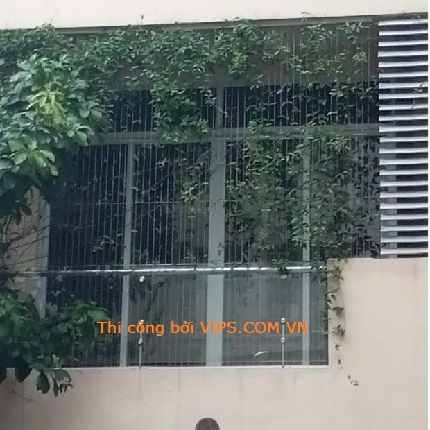 lưới an toàn cho ban công nhà liền kề