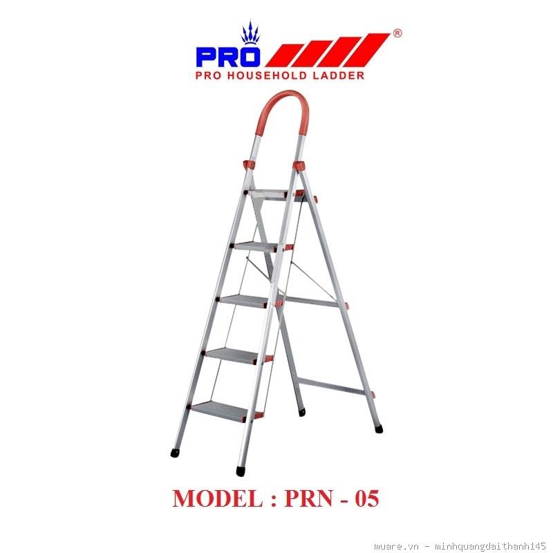 Thang nhôm Pro bản to 5 bậc