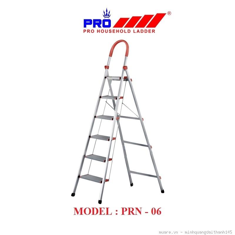 Thang nhôm Pro bản to 6 bậc