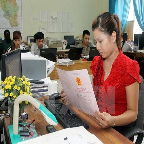 Các hình thức đăng ký đất đai