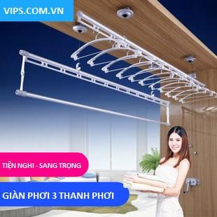 Đại lý phân phối, cung cấp giàn phơi thông minh tại Thành Phố Đà Nẵng.