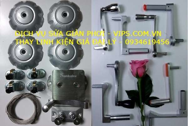 Gia Dụng VIP – đơn vị sửa chữa giàn phơi đồ thông minh nhanh giá rẻ nhất Hà Nội