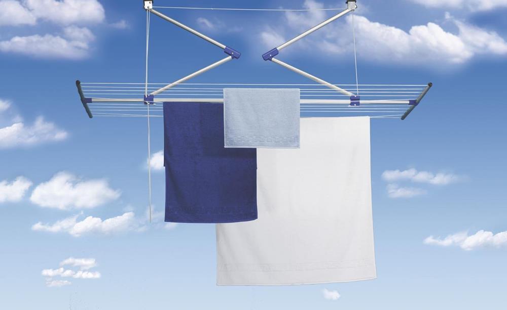 Giá phơi quần áo gắn trần Airer