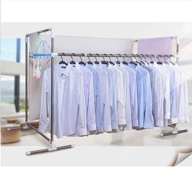Giá treo quần áo cao cấp Flexi 6 chiều chất lượng cao