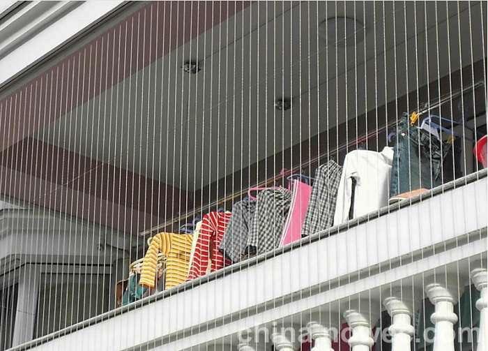 Lưới an toàn Hòa Phát, Báo giá lắp đặt lưới bảo vệ cho ban công giá trọn gói