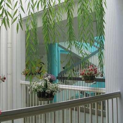 Lưới an toàn lắp cho nhà chung cư cao tầng, cấu tạo và công dụng