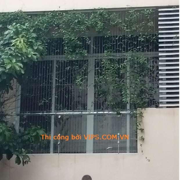 lưới an toàn ban công cho biệt thự